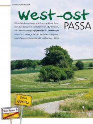 Deutschland: West-Ost-Passage