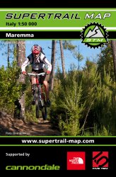Supertrail Map Maremma