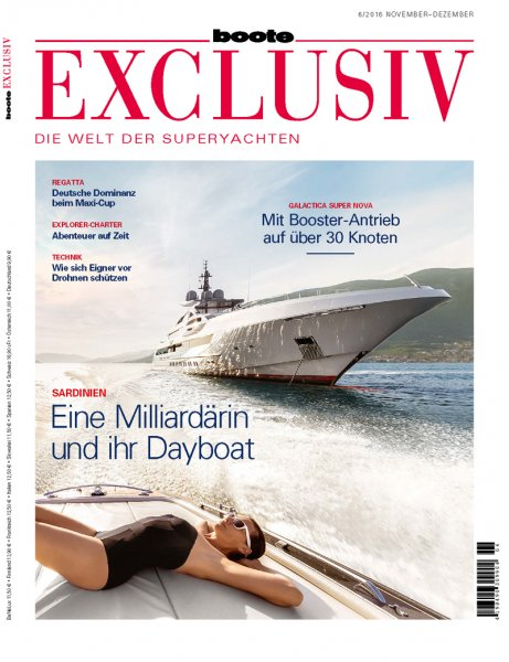 BOOTE EXCLUSIV 6/2016