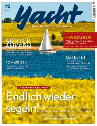YACHT Digital Upgrade für Abonnenten