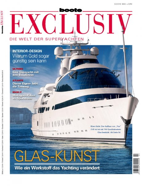 BOOTE EXCLUSIV 3/2016