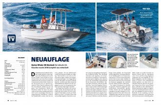 Test: Boston Whaler 210 Montauk – Neuauflage