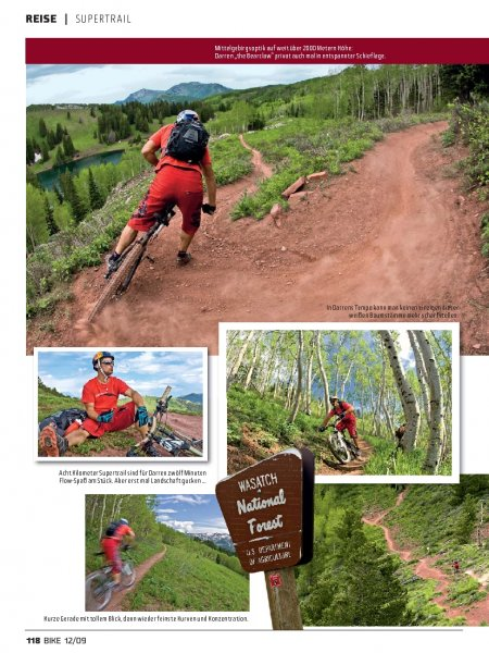 USA: Bearclaw Supertrail