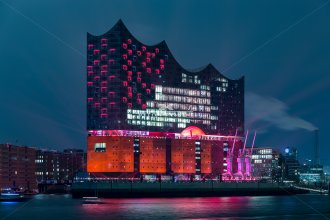 Willner, Hamburger Elbphilharmonie Rot
