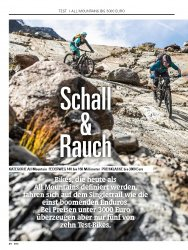 All-Mountain-Bikes bis 3000 Euro