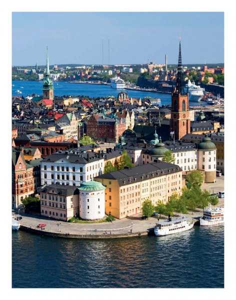 Surf and the City: Stockholm