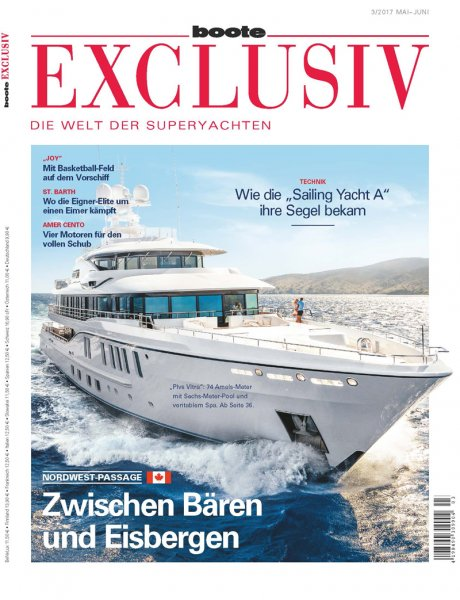 BOOTE EXCLUSIV 3/2017