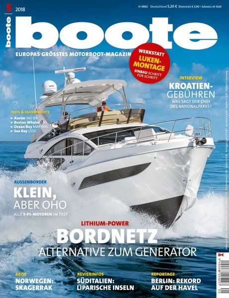 BOOTE 05/2018
