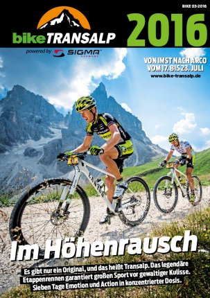Event-Special BIKE Transalp 2016