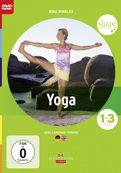 Shape Secrets Yoga (DVD)