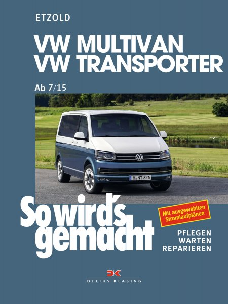 VW Multivan / Transporter ab 7/15