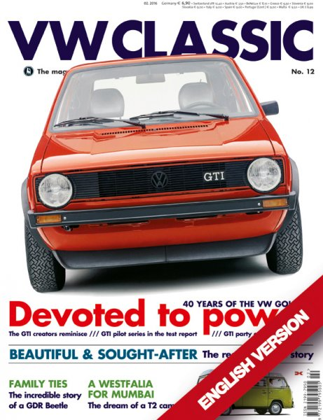 VW CLASSIC issue 12