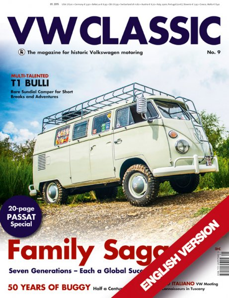 VW Classic english 1/2015