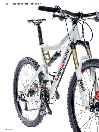 All Mountain Bikes Superlight