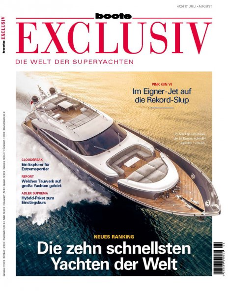 BOOTE EXCLUSIV 4/2017