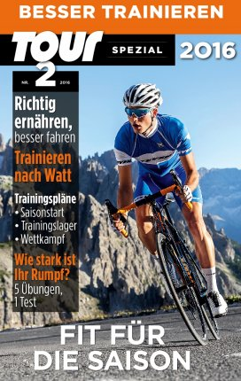 TOUR Trainingsplaner 2016