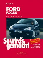 Ford Focus 10/98 bis 10/04