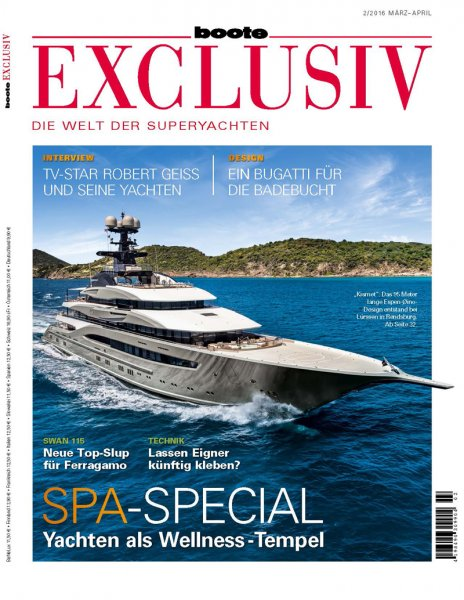 BOOTE EXCLUSIV 2/2016