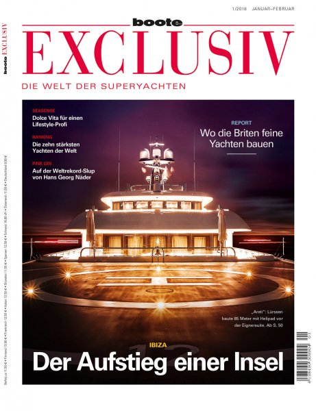 BOOTE EXCLUSIV 1/2018