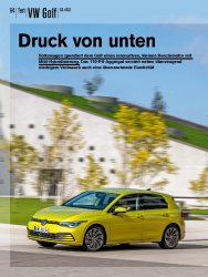 Test: VW Golf 1.0 eTSI