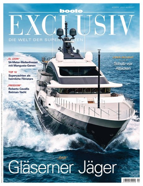 BOOTE EXCLUSIV 04/2019