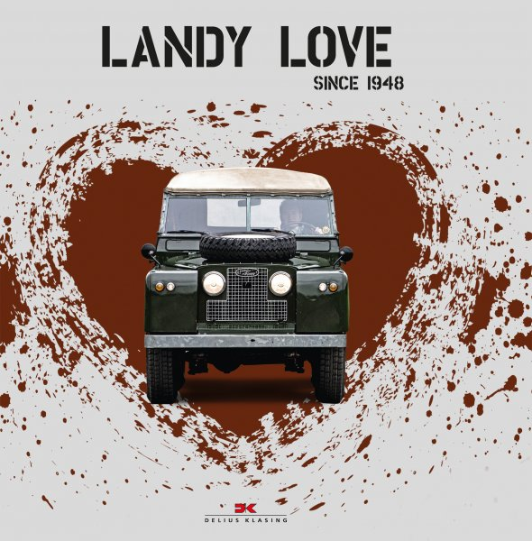 Landy Love - English