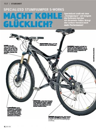 Specialized Stumpjumper S-Works