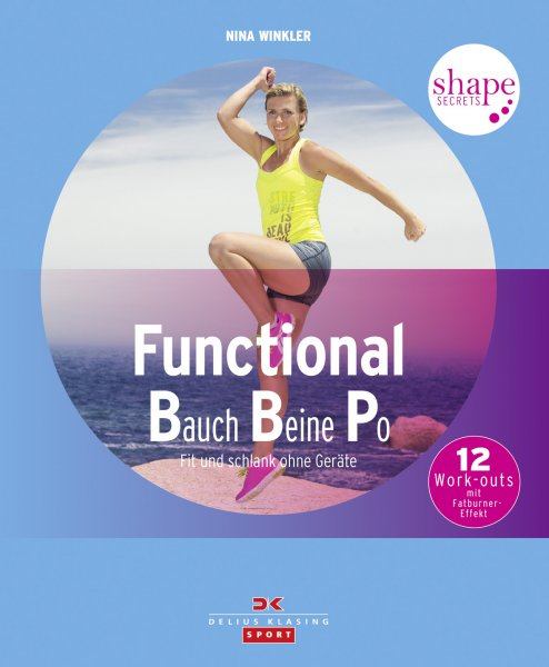 Shape Secrets Functional Bauch Beine Po