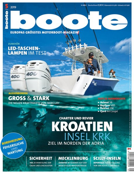 BOOTE 05/2019