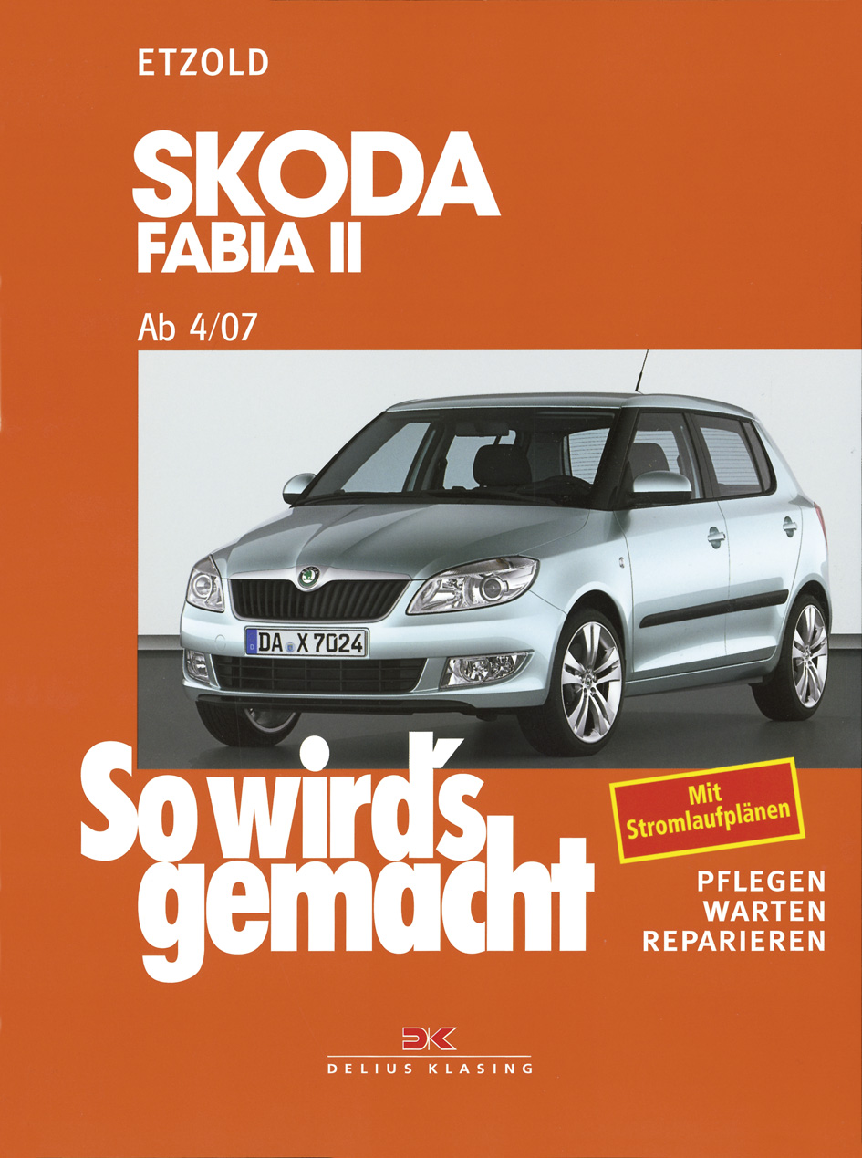 skoda so wird s gemacht b cher delius klasing. Black Bedroom Furniture Sets. Home Design Ideas
