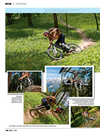 Italien: Sauze 12 Supertrail