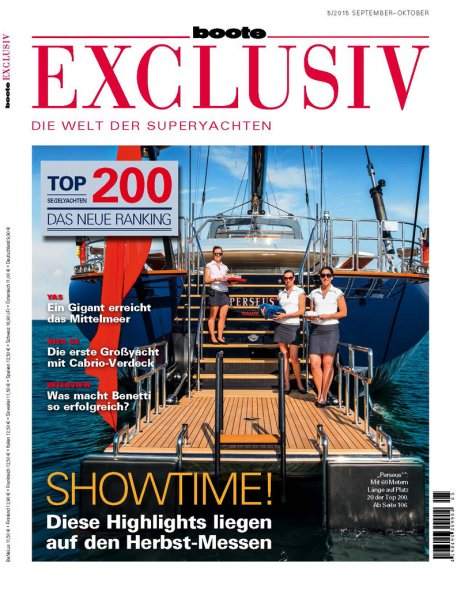 BOOTE EXCLUSIV 5/2015