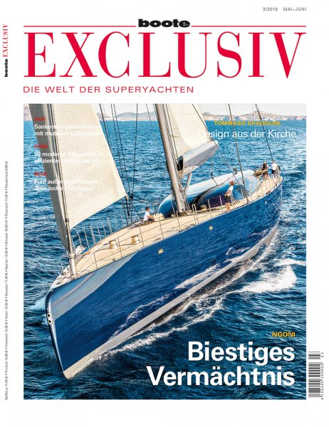 BOOTE EXCLUSIV 03/2018