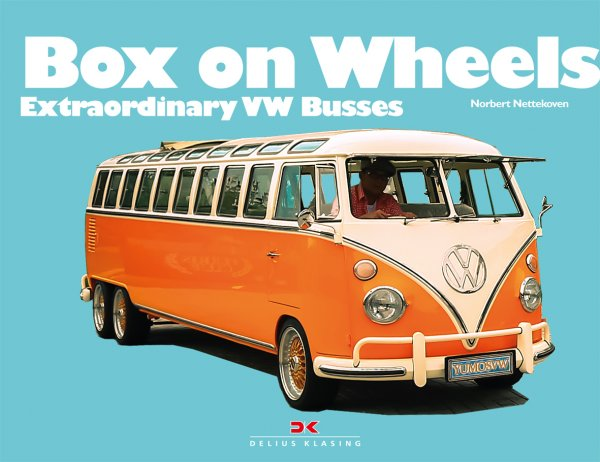 Box on Wheels - English
