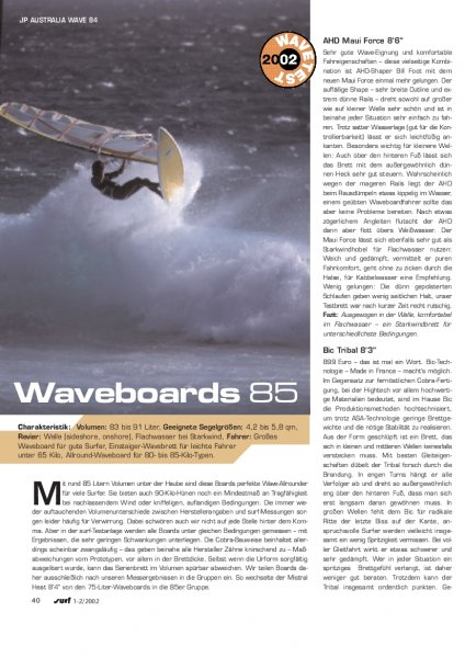 Waveboards 85