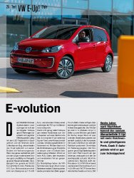 Test: VW E-Up! Style