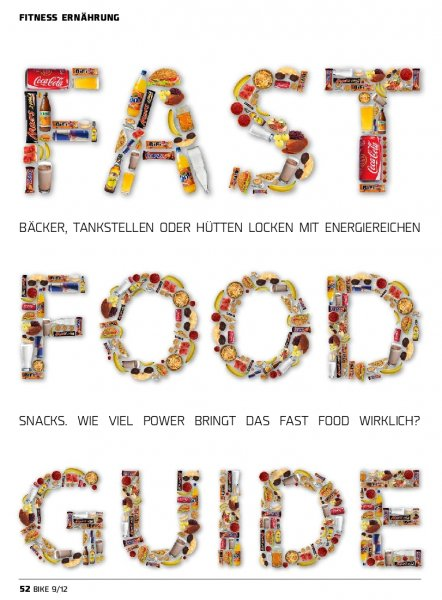 Fast Food Guide