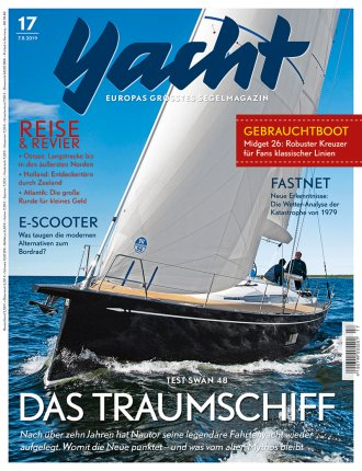 YACHT Kennenlernabo Print + Digital