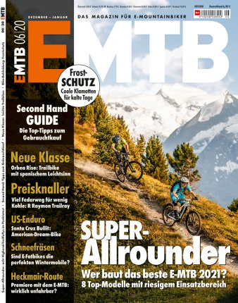 EMTB Kennenlernabo Print + Digital