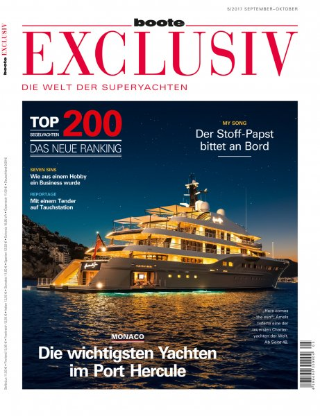 BOOTE EXCLUSIV 05/2017
