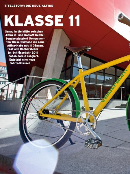 Alfine 11 Gang