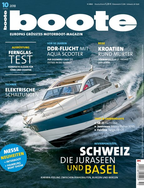 BOOTE 10/2018