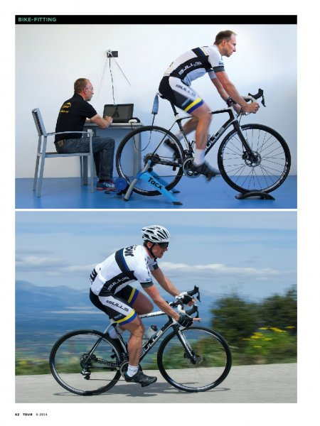 Bike-Fitting