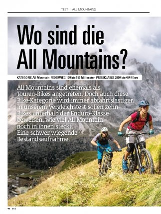 Test 2019: All Mountains bis 4500 Euro