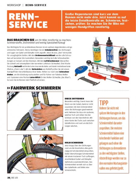 Workshop Renn-Service