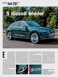 Test: Audi SQ5 TDI