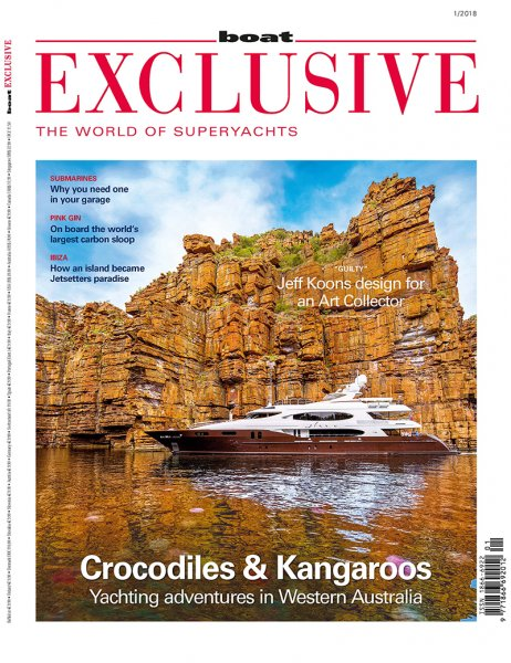 BOAT EXCLUSIVE 01/2018