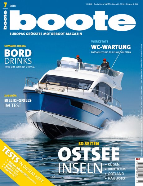 BOOTE Digital-Upgrade für Abonnenten