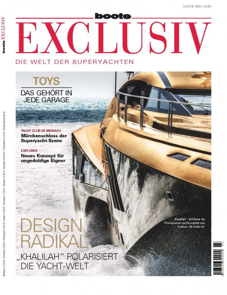 BOOTE EXCLUSIV 3/2015