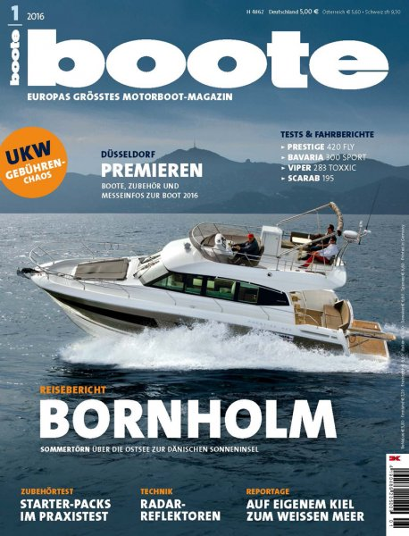 BOOTE 01/2016